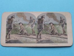 DISCOVERED ( 17 ) Militair : Zie Foto´s Voor Detail ! - Stereoscopic