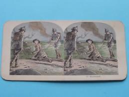 DISCOVERED ( 17 ) Militair : Zie Foto´s Voor Detail ! - Photos Stéréoscopiques