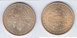 **** 46 - PADIRAC - LOT - GOUFFRE DE PADIRAC 2001 - MONNAIE DE PARIS **** EN ACHAT IMMEDIAT !!! - Monnaie De Paris