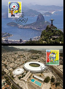 LIECHTENSTEIN 2016 Summer Olympics In Rio - Verano 2016: Rio De Janeiro