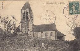 60 ...  BERNEUIL  /////    REF NOV 16 /  N° 1719 - Francia