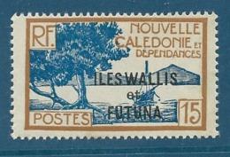 Wallis Et Futuna    Yvert N° 48  (*)  Cw 1219 - Unused Stamps