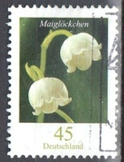 BRD Germany 2010 Flowers - Mi.2794 - Gestempelt Used - Usati