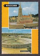 42070/ MINIDOMM, Ulmer Münster, Olympiastadion Berlin - Ratingen