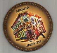 Tango Caminito,barrio De La Boca,Buenos Aires (en Bois) - Objets Dérivés