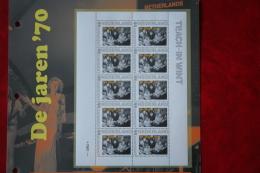 Jaren 70 TEACH IN WINT MUSIC POP Nostalgia 2008 POSTFRIS / MNH ** NEDERLAND / NIEDERLANDE - Francobolli Personalizzati
