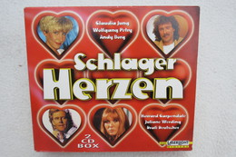 """2 CDs """"Schlager Herzen"""" - Música & Instrumentos"""