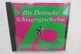 """CD """"Die Deutsche Schlagergeschichte 1975"""" Authentische Tondokumentation Erfolgreicher Dtsch. Titel Im Original 1959-1988 - Música & Instrumentos"""