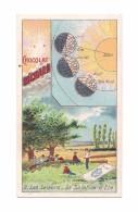CHROMO  CHOCOLAT SUCHARD  LES  SAISONS - LE SOLSTICE D'ETE  - - Suchard