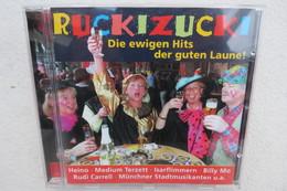 "CD ""Ruckizucki"" Die Ewigen Hits Der Guten Laune! - Hit-Compilations"