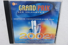 """CD """"Grand Prix Der Volksmusik"""" Deutsche Vorentscheidung 2002 - Music & Instruments"""