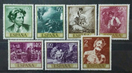 ESPAÑA 1968. Mariano Fortuny Marsal. NUEVO - MNH ** - Arte