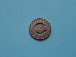 FRESNO Municipal LINES / Good For ONE SCHOOL FARE ( For Grade, Please See Photo ) !! - Otros