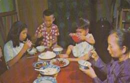 Hong Kong Typical Family Dinner - China (Hong Kong)