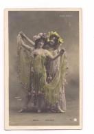 CPA   WALERY  -   FEMMES  ARTISTES :  SELVA  LARIDAN   FOLIES MARIGNY - Artisti
