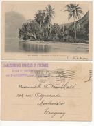 ILE MOORèA - ENTRéE DE LA BAIE DE PAPETOAI #15 - Polinesia Francese