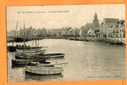 ALB019, Le Croisic, Le Port Et Les Quais, 73,  Circulée  Sous Enveloppe - Le Croisic