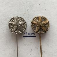 Badge (Pin) ZN004099 - Army (Military) Yugoslavia JNA Jugoslavenska Narodna Armija - Militari