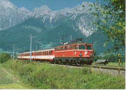 Österreich - Elektro-Personenzuglokomo Tive 1042 046-1