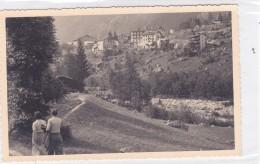 CARD MACUGNAGA 1938 (SCRITTO A MANO SUL RETRO )(VERBANIA) 2 SCANSIONI -FP V--2-0882-26298-299 - Verbania