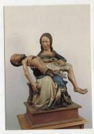 CHRISTIANITY - AK288446 Warburg - Neustadt - Pfarrkirche St. Johannes Baptista - Gotische Pietà - Paintings, Stained Glasses & Statues