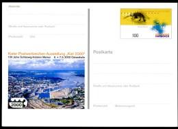 BUND PSo67 Sonderpostkarten KAI-CITY KIEL** 2000 - 2000 – Hannover (Deutschland)