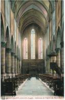GENT - GAND  Mont St-Amand   Intérieur De L'Eglise Du Béguinage - Gent