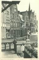 LIER - Oude Huizen Achter Het Stadhuis - Lier