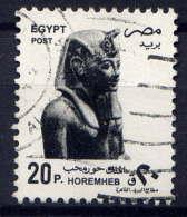 EGYPTE - 1589° - PHARAON HOREMHEB - Egypt