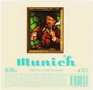 ® Etiquetas URUGUAY: 150 Años De Cervecerías Del Uruguay - MUNICH - Beer