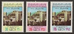 LIBYA 1978 - Turco-Libya Brotherhood - Set MNH - Libië
