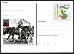 BUND PSo78 Sonderpostkarte VOLKSFEST SINDELFINGEN ** 2001