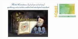 Spain 2013 - The Prophecies Of Michel De Nostradamus Special Cover - Astrología