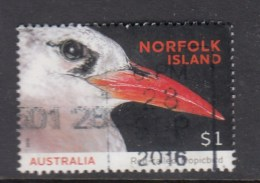Norfolk Island 2016 Seabirds - Red-tailed Tropicbird - Sheet Stamp Used - Norfolk Island
