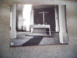 COLLEGE SAINT-PAUL ..GODINNE SUR MEUSE ...CHAPELLE DU PAVILLON - Churches & Convents