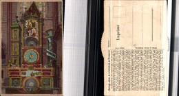 529203,Mechanik Mechanische AK Strassburg Astronomische Uhr - Ansichtskarten
