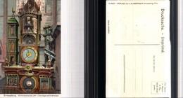 529200,Mechanik Mechanische AK Strassburg Astronomische Uhr - Ansichtskarten