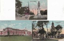 Etats Unis - Wiscousin   - Milwaukee - 6 Cartes    : Achat Immédiat - Milwaukee