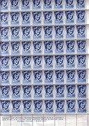 BULGARIA / BULGARIE - 1949 - UPU - Feuille De 100** - UPU (Union Postale Universelle)