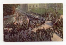 Germania - 1° G.M. - Ingresso Delle Truppe A Przemysl (Polonia) - Non Viaggiata -  (FDC1826) - Weltkrieg 1914-18