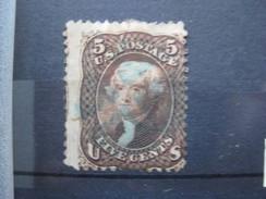 Timbres Etats-Unis : 1861  N°21 - Usati
