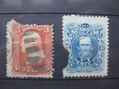 Timbres Etats-Unis : 1861 - 1868 - 1847-99 General Issues