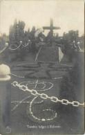 Liège - Wandre - Guerre 14/18 - Tombes Belges à Rabosée - Luik