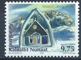 Groënland 2006 N° 436 Neuf Sisimiut - Neufs