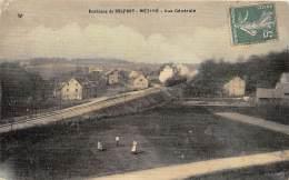 90 - Territoire De Belfort - Méziré - Gare - Ligne Belfort à Delle - France