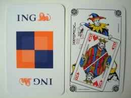Joker ING - Cartes à Jouer Classiques