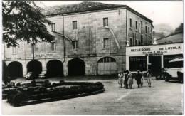 ESPAÑA  SPAGNA  LOYOLA  Casa De Santos Ejercicios  Esclavas De Cristo Rey  Recuerdo De Loyola Hija De J. Irazu - Plaatsen