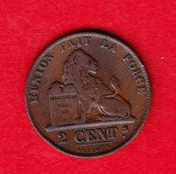 BELGIUM MORIN CAT N° 107 UNC  1859  (A39) - 1831-1865: Leopold I