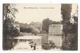BAR Sur SEINE  (cpa 10)  La Seine Au Croc Ferrand -    - L 1 - Bar-sur-Seine