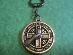 Associatif/ Don Bénévole Du Sang/Canton Aubourdin/Amicale Des Donneurs De Sang// Années Soixante    POC189 - Key-rings